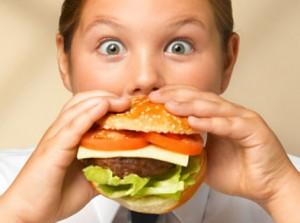 Seu filho come bem fora de casa?